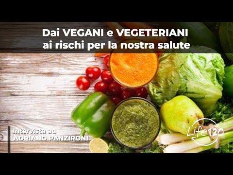 """panzironi: """"essere vegetariani e vegani è pericolosissimo!"""""""