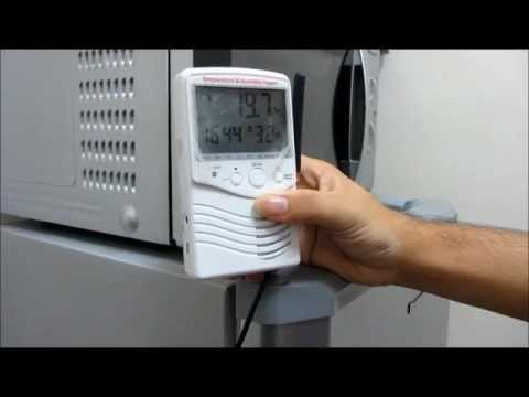 TEMPERATURE AND HUMIDITY DATA LOGGER MONITORING SYSTEM