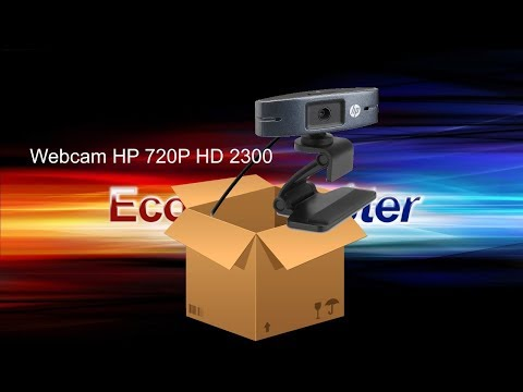 Video UNBOXING - Webcam HP 720P HD 2300 download in MP3, 3GP, MP4, WEBM, AVI, FLV January 2017