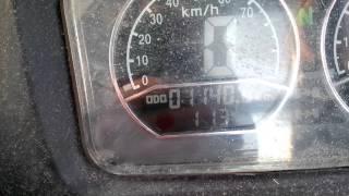 7. CF moto UTV 600 cc efi problems