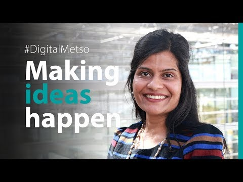 Metso Digital Garage - from ideas to prototypes fast