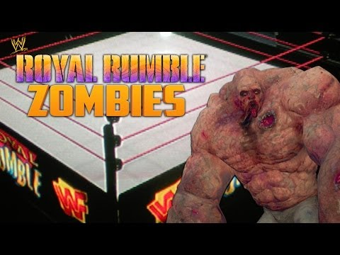 WWE ZOMBIE ROYAL RUMBLE ★ Left 4 Dead 2