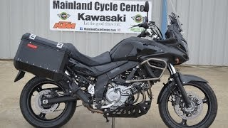 1. Review: 2012 Suzuki V-Strom 650 ABS Adventure