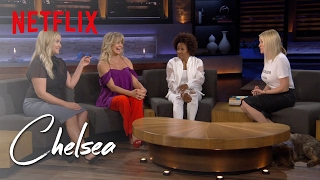 Video Amy Schumer, Goldie Hawn and Wanda Sykes (Full Interview) | Chelsea | Netflix MP3, 3GP, MP4, WEBM, AVI, FLV Mei 2018