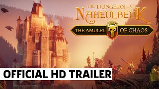 Dungeon Of Naheulbeuk Exclusive Release Date Reveal Trailer by GameSpot