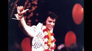 Elvis performs