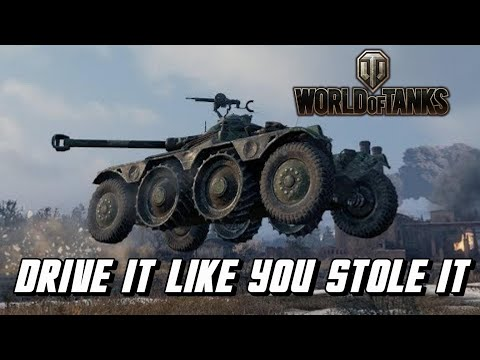 World of Tanks - Drive It Like You Stole It