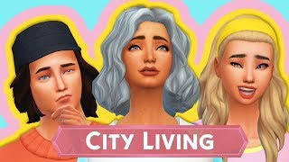 Welcome to the city living let's play! ----------------------------------------­--------------------------♦ Links ♦▶ Twitter - https://twitter.com/steph0sims▶ Instagram - https://www.instagram.com/steph0sims/▶ google+ - https://plus.google.com/u/0/b/112251047156963251564/+steph0sims/posts?pageid=112251047156963251564▶ Website - http://www.steph0sims.com/----------------------------------------­--------------------------♦ Hi, I'm Steph and welcome to my channel! I'm a 17 year old content creator from the UK! My channel is focused around the sims and you'll find plenty of content such as house building videos, lets plays, room builds and much more. Hope you find something you enjoy and please subscribe if you do! ♦----------------------------------------­--------------------------Music from Epidemic sounds http://www.epidemicsound.com