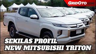Download Video Sekilas Profil New Mitsubishi Triton MP3 3GP MP4