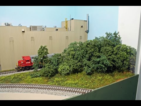 Building Model Railway Scenery