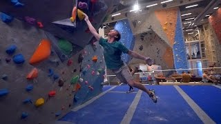 Slow Motion With The Young Guns! by Eric Karlsson Bouldering