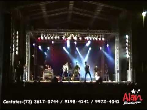Sinal Disfarçado - Fuska Virado ao vivo em Ouro Verde - MG