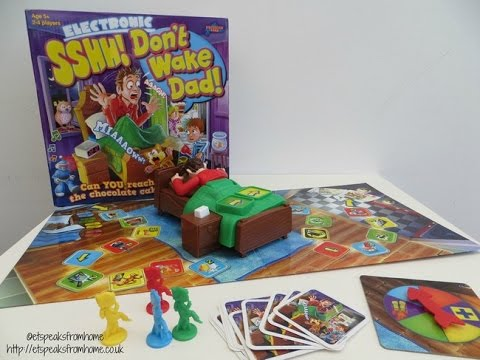 Drumond Park Sshh Don't Wake Dad Review
