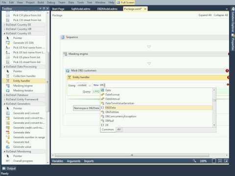 BizDataX - DB2 and SQL Customer Data Masking