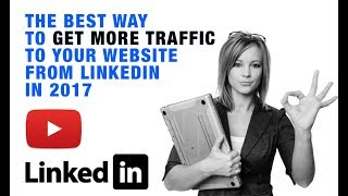 #1 Fastest and The best way to get more free traffic to your website from LinkedIn in 2017https://www.digitalmarketingforfree.com/#1 Fastest and The best way to get more free traffic to your website from LinkedIn in 2017https://youtu.be/Zf3yJcnkL6s