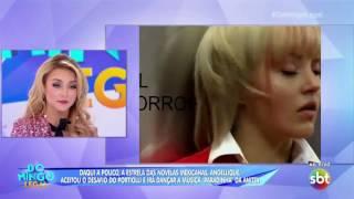 Domingo Legal   Especial Angelique Boyer  16/ 07/ 17  Parte 1