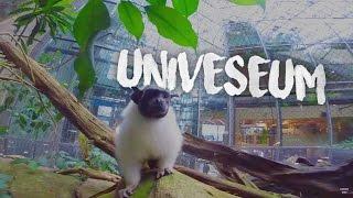 Universeum in Gothenburg - Razz Romell