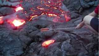 Video Exploring Lava Flows in Hawaii MP3, 3GP, MP4, WEBM, AVI, FLV November 2018