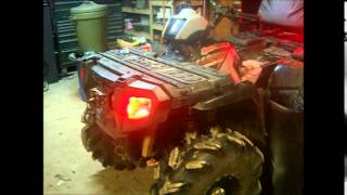 4. Polaris sportsman 800 EFI review
