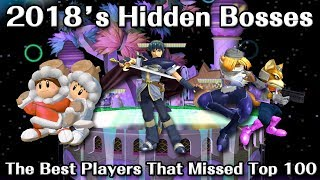 2018's Hidden Bosses: The Best Players Who Missed Top 100