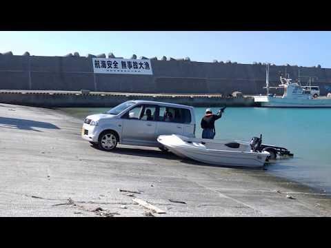 トーハツ4スト2馬力 ランチング ホープ ボート ドルフィンスポーツ DS-110SⅡ