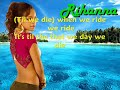 Videoclipuri - Rihanna- We ride