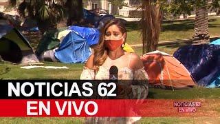 Cada día crece más un campamento de indigentes en Echo Park – Noticias 62 - Thumbnail