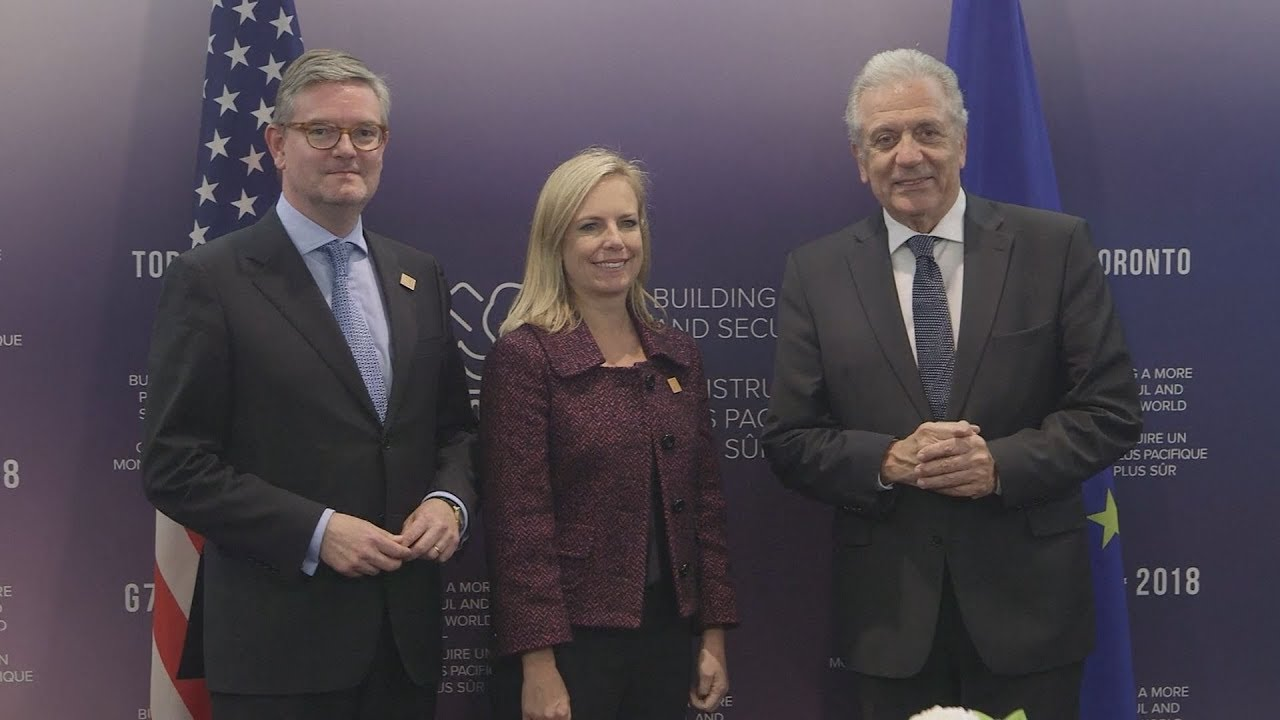 Στη σύνοδο των ΥΠΕΞ της G7 ο Δ. Αβραμόπουλος