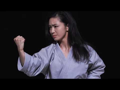 The Queen Of Kata - Rika Usami