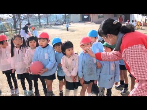 目指せ!幼稚園界のディズニーランド 「節分 やいかがし作り」 笠間市 ともべ幼稚園