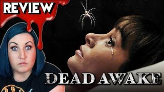 Nonton Dead Awake  2017       Spoiler Free Netflix Horror Movie Review   Sleep Paralysis Discussion Film Subtitle Indonesia Streaming Movie Download