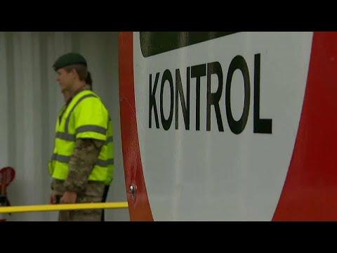Dänemark: Regierungschef L.L. Rasmussen im Wahlkampf für dauerhafte Grenzkontrollen