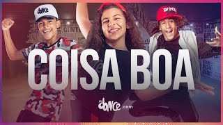 Coisa Boa - Gloria Groove | FitDance Teen (Coreografía) Dance Video