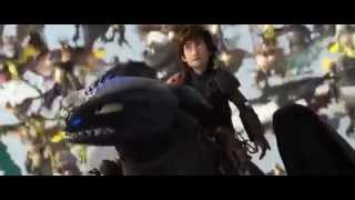 Nonton How to Train Your Dragon 2: Toothless vs Bewilderbeast - ENDING SCENE (MAJOR SPOILERS) Film Subtitle Indonesia Streaming Movie Download