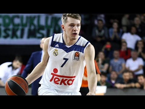 Rising Star: Madrid's Doncic is unanimous winner!