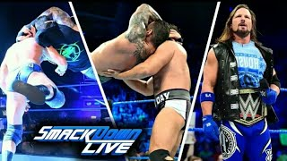 Nonton WWE Smackdown live   06/02/2018   Full Show Highlights   Full HD Highlights   Film Subtitle Indonesia Streaming Movie Download
