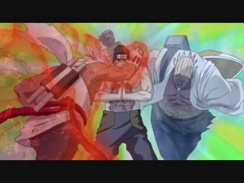 killer bee vs kisame amv - no turning back