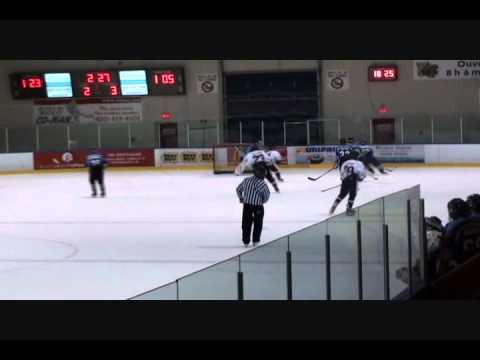 Bantam AAA Hockey Tournament Final 2 Rosemere Montreal Quebec