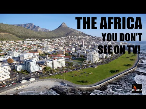 Africa, You Won't See On Tv