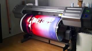 Roland sc 545 EX | Impression numérique - YouTube
