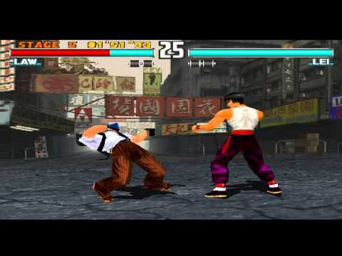 Video Tekken 3 Forest Law Playthrough download in MP3, 3GP, MP4, WEBM, AVI, FLV January 2017