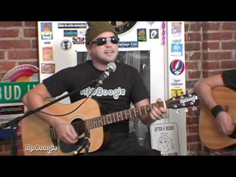 """THE B FOUNDATION """"2012"""" - stripped down session @ the MoBoogie Loft"""