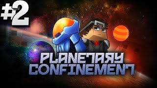 Minecraft Planetary Confinement #2 | BARRELS! - Vanilla Minecraft Mod Pack