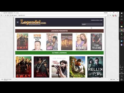 Como Baixar series ou filmes pelo torrent e usar legenda. Atualizado 2017/2018.