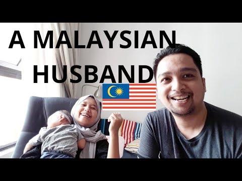 Suami MALAYSIAN saat BACKUP WIFE 🤣