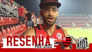 Ruan comenta a vitória do Flamengo sobre o Santos pela Copa do Brasil na Ilha do UrubuSEGUE LÁ PADRINHO:Instagram.com/flamengodadepressaoInstagram.com/ruanfladadepretwitter.com/_FlaDaDepressao