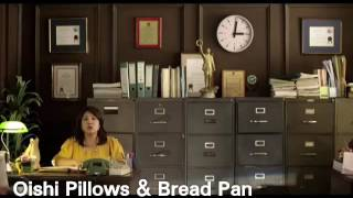 Video Oishi Bread Pan & Pillows TVC 2016 - Run 60s MP3, 3GP, MP4, WEBM, AVI, FLV Agustus 2018