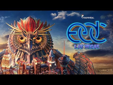 EDC Las Vegas 2015 Official Announcement