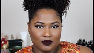 Fall Makeup GRWM |  Laura Mercier Flawless Fusion Longwear Foundation