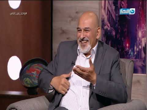 جمال سليمان يكشف اسم الفنان الذي خاف منه عندما جاء إلى مصر